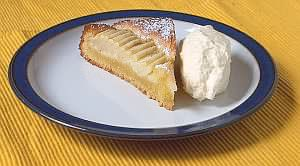 オータムアーモンドケーキ