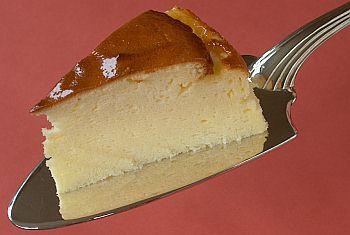 日本チック スフレチーズケーキ